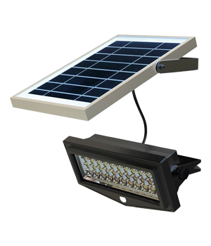 On Networking - Luminaria panel solar LED SML-01T